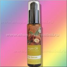 Сыворотка - спрей с аргановым маслом, не требующая смывания