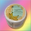 Банановая лечебная маска для сухих и поврежденных волос