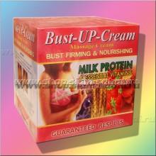 Крем с пуэрарией мирификой и молочными протеинами для увеличения объема груди