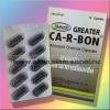 Активированный уголь тайский - капсулы Ca-R-bon