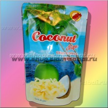 Кокосовые чипсы из Тайланда