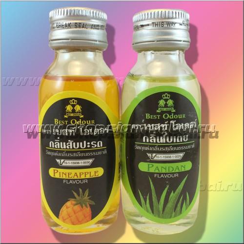 Фруктовые и травяные эссенции для ароматизации выпечки и напитков. Вес: 110.00  г