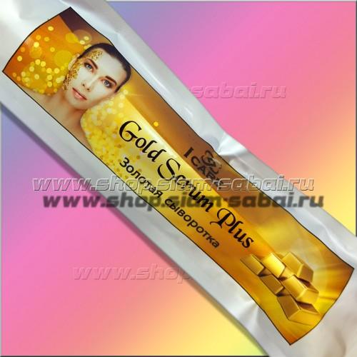 Золотая сыворотка для лица в шприце 10 мл. Вес: 60.00  г