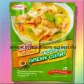 Готовая приправа для тайского зеленого карри RosDee 55 грамм
