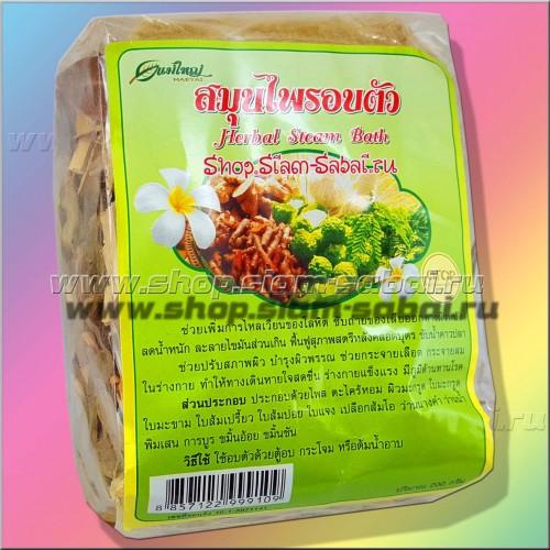 Травяной тайский сбор для бани, сауны или ванн 200 гр. Вес: 240.00  г