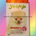 Куриные палочки с клубникой для собак  Jerhigh