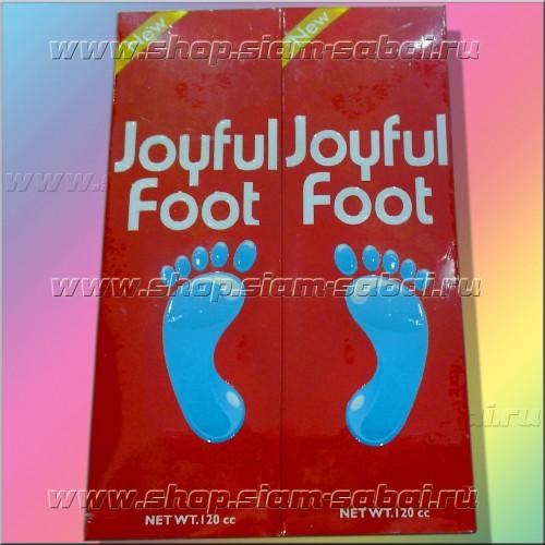 Joyful Foot - противогрибковый препарат: инструкция по применению