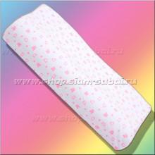 Детская подушка  из натурального латекса для детей от 3 лет