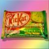 Шоколадный батончик Кит-Кат с зеленым чаем