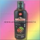 Безсульфатный шампунь для темных волос Kokliang