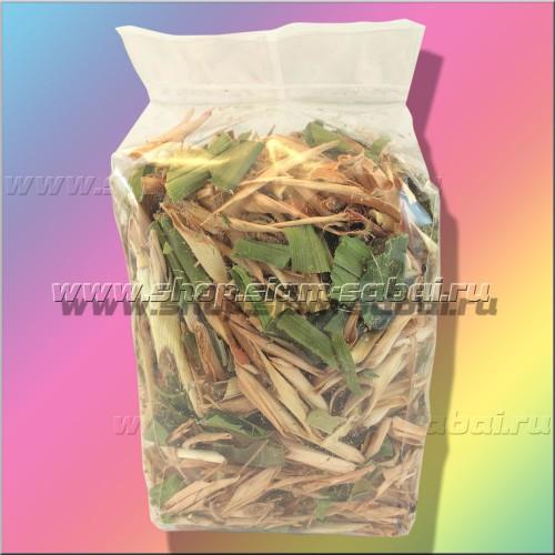Лимонная трава для приготовления чая или тайских блюд. Вес: 130.00  г
