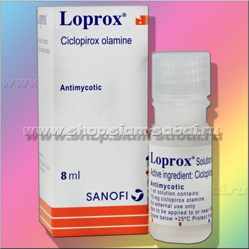 Loprox инструкция по применению