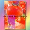 Тканевая маска для лица и шеи с томатом и глутатионом