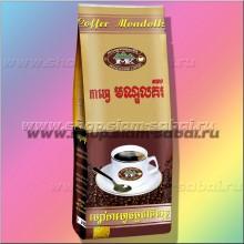 Молотый кофе Арабика из Камбоджи со вкусом шоколада 500 гр