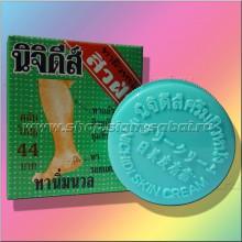 Тайский крем для ног против трещин на пятках