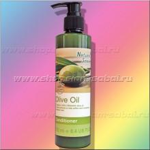 Кондиционер для волос Boots с органическим оливковым маслом