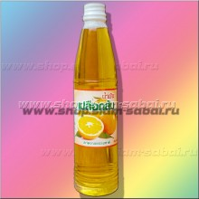 Апельсиновое масло, Тайланд.
