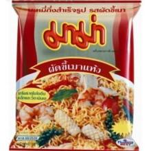 Тайская кухня: «Пьяная» лапша Пад Ки Мао быстрого приготовления