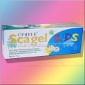 Детский Скагель - крем для удаления  шрамов у детей