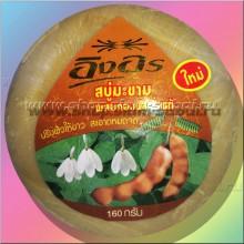 Тайское безсульфатное мыло с тамариндом и ринокантусом