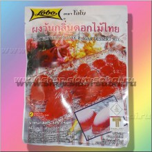 Тайский яркий вкусный десерт Lobo