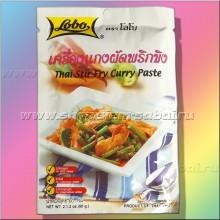 Жареный карри  по-тайски