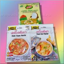 Специи для тайских супов Том Ям и Том Кха Кай