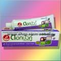 Тайская зубная паста Соль и Травы Twin Lotus 150 грамм