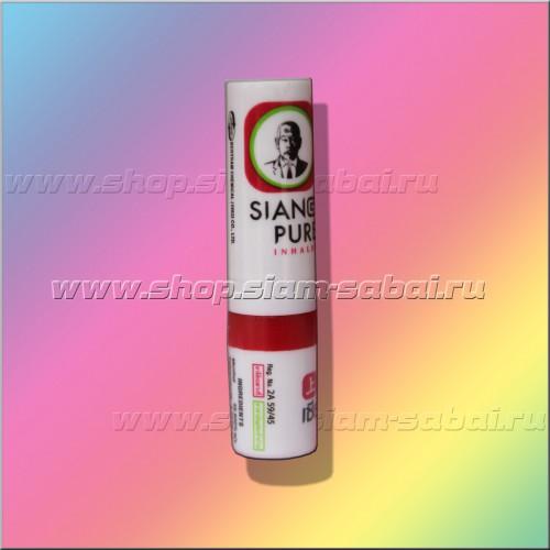 Тайский мини-ингалятор (карандаш-нюхалка) «Сианг Пуре». Вес: 25.00  г