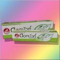 Черная тайская зубная паста на травах  Твин Лотос оригинальная 40 грамм