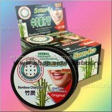 Тайская зубная паста с бамбуковым углем 5 STAR 4A