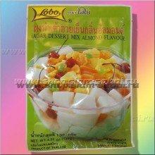 Тайский орехово-миндальный десерт Lobo