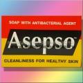 Мыло - антисептик Asepso с антибактериальным агентом