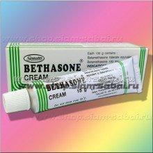 Крем Bethasone против аллергии, экземы и дерматита 15 грамм