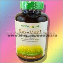 Травяной комплекс Биовитал 60 капсул