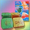 Тайское антицеллюлитное мыло и мыло, улучшающее форму груди