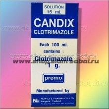 Тайское противогрибковое средство Candix 15 мл