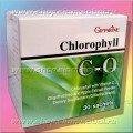 Хлорофилл с экстрактом яблока и витамином С