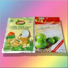Сухое натуральное кокосовое молоко и сухой сок тайского лайма