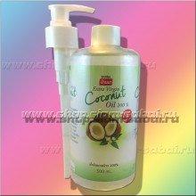 Кокосовое натуральное нерафинированное масло Banna