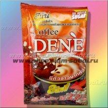 Кофе детокс Dene для снижения веса (красный пакетик)