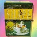 Кофе для снижения веса растворимый с морингой без сахара Shape 180 грамм