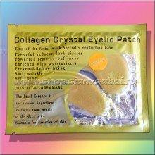 Набор коллагеновых масок   для кожи в области глаз