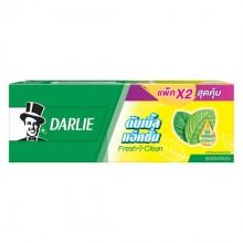 Зубная паста Дарли Свежее дыхание, двойная сила 2 тубы по 150 гр