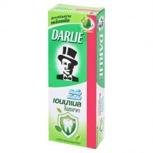 Зубная паста Дарли Защита эмали, двойное действие 2 тубы по 140 грамм