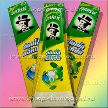 Зубная паста Дарли «Свежее дыхание, двойная сила» 35 грамм