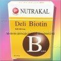 Витаминный комплекс для роста волос Биотин
