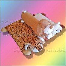 Детская латексная подушка игрушка