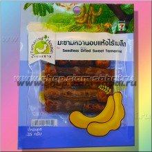Натуральный вяленый тамаринд без сахара