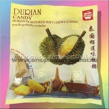 Дуриановые жевательные конфетки